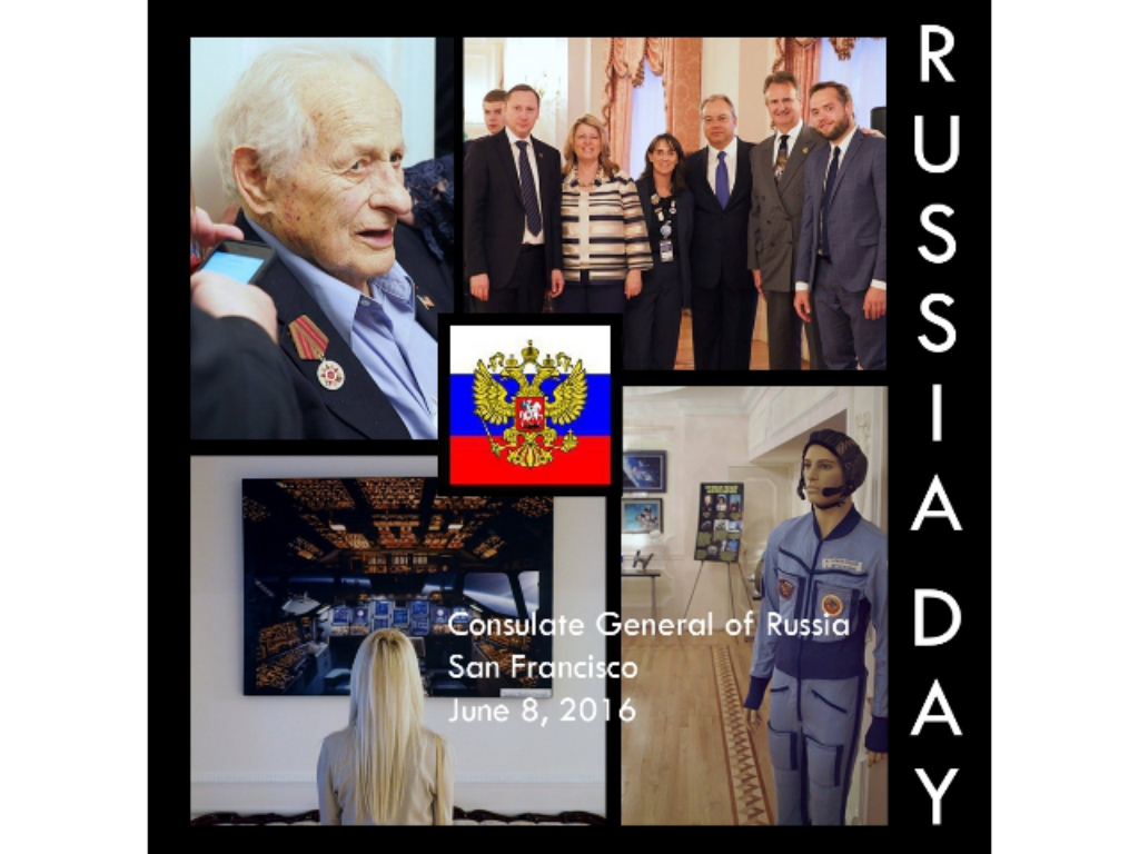 TSS celebrates Russia Day at the Consulate in SF
